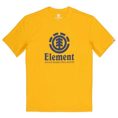 ELEMENT VERTICAL S/S GOLD L