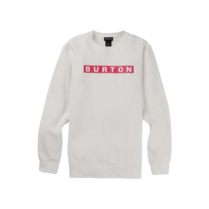 BURTON VAULT CR STOUT WHT L