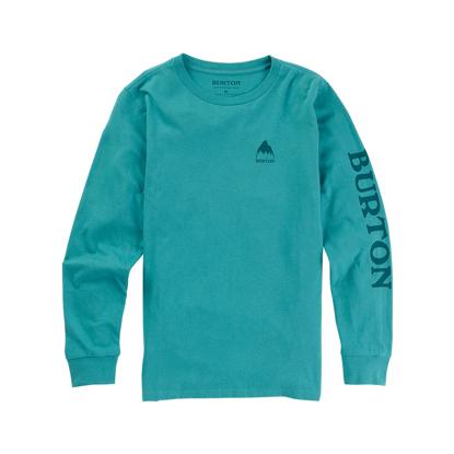MAJICA B ELITE L/S GREEN/BLUE SLATE L