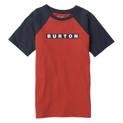 BURTON VAULT S/S KID TANDORI M
