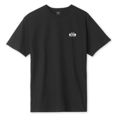 HUF PRODUCT S/S BLK XL