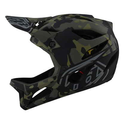 TLD CELADA STAGE CAMO GREEN XS/S