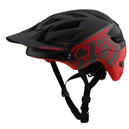 TLD CELADA A1 MIPS CLASSIC BLK/RED M/L