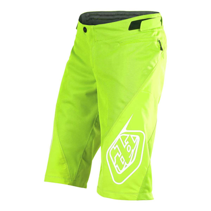 TLD HLACE KID SPRINT SHORT FLO YELLOW 18