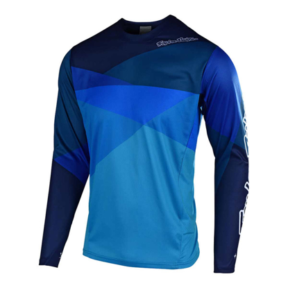 TLD JERSEY KID SPRINT JET BLUE XS