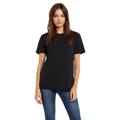 VOLCOM ONE OF EACH S/S BLK S