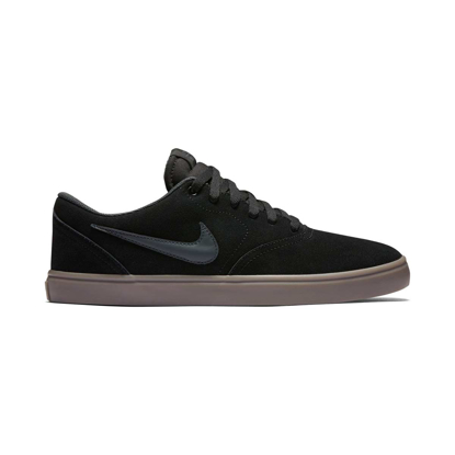SP COP NIKE SB CHECK SOLARSOFT BLK/ANTHRACITE/GUM LIHGT BROWN 11