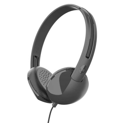 SLUSALKE SCDY STIM ON-EAR W/TAP TECH BLK/CH/BLK