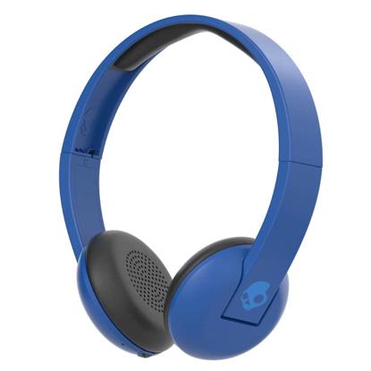 SLUSALKE SCDY UPROAR ON-EAR WIRELESS ROYAL/CREAM/BLUE