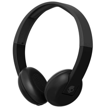 SLUSALKE SCDY UPROAR ON-EAR WIRELESS BLK/GRY/GRY