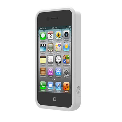 TORBICA SCDY IPHONE 4/4S DIVISION DOCKABLE WHITE