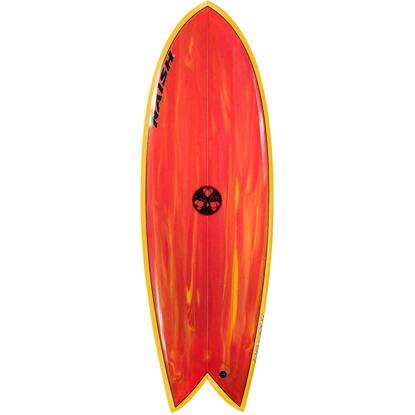 "SURF DESKA NAISH GERRY LOPEZ RETRO FISH 5'6"" 17"