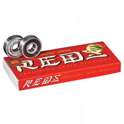 SKATE LEZAJ BNS SUPER REDS