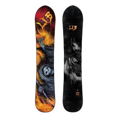 SNOWBOARD LIB 21 SKUNK APE 165