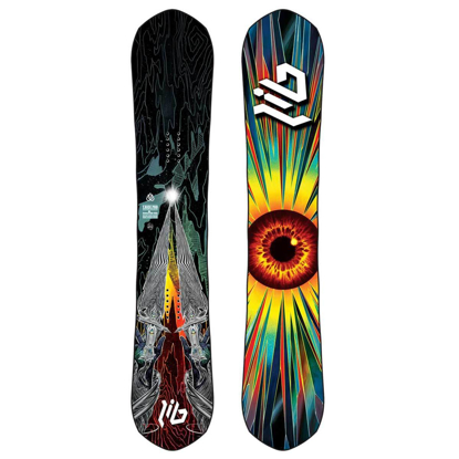 SNOWBOARD LIB 21 TRAVIS RICE PRO POINTY 1645W
