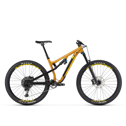 KOLO RM 20 CPL INSTINCT ALLOY 50 BC EDITION YELLOW/BLK L