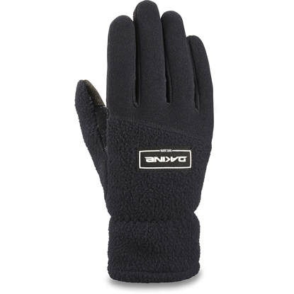 ROKAVICE DK 21 TRANSIT FLEECE GLOVE BLACK L