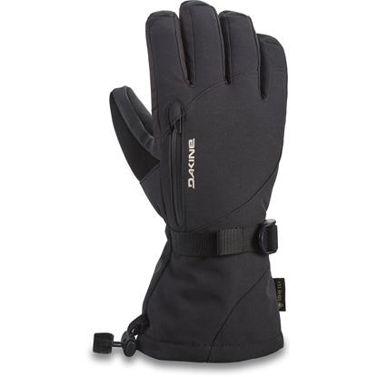 ROKAVICE DK 21 W SEQUOIA GORE-TEX GLOVE BLACK L