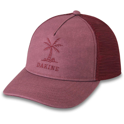 KAPA DK SHORELINE TRUCKER FADED GRAPE