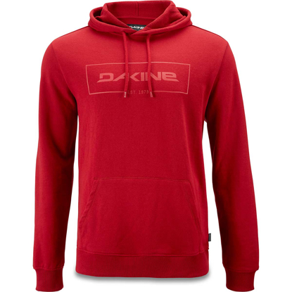 DAKINE CLASSIC PULLOVER HO DEEP RED L