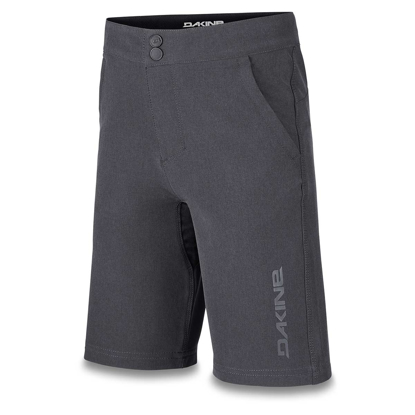 BIKE HLAČE DK KID'S PRODIGY SHORT SHELL BLACK 8