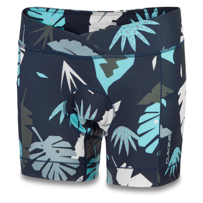 DAKINE W COMP LINER SHORT ABSTRACT PALM XL