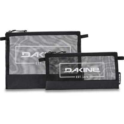 DAKINE 365 ACC POUCH SET BLACK MESH