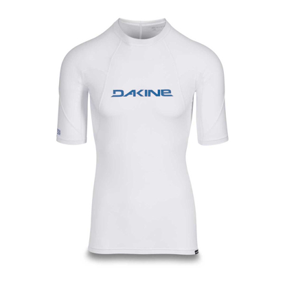 LYCRA DK HEAVY DUTY SNUG FIT S/S WHITE L