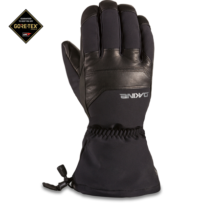 ROKAVICE DK 21 EXCURSION GORE-TEX GLOVE BLACK L