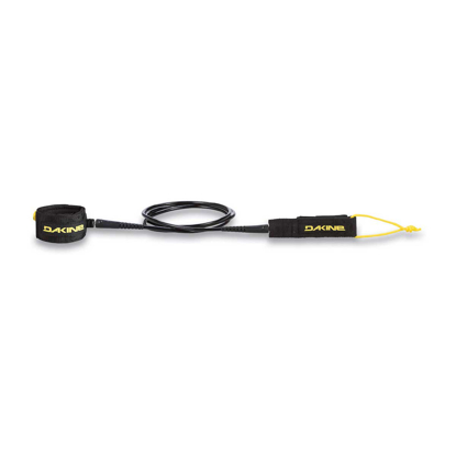 "SUP LEASH DK SUP 10'X5/16"" CALF BLACK"