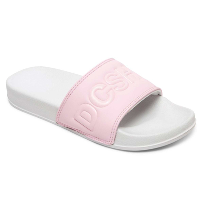 SANDALI DC KID SLIDE GREY/PINK 1K