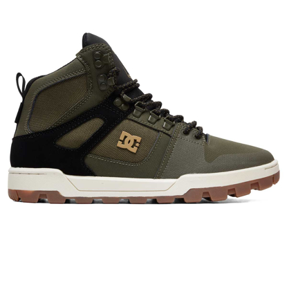 SP COP DC PURE HT WR BOOT OLIVE/BLK 10
