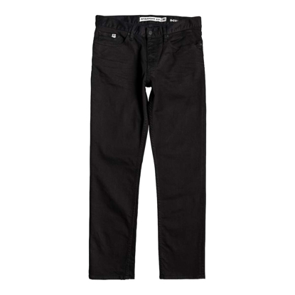 DC WORKER STRAIGHT BLK RINSE 32X32