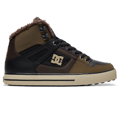 SP COP DC PURE HIGH-TOP WC WNT OLIVE 14