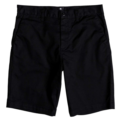 KR HLACE DC WORKER STRAIGHT BLK 28