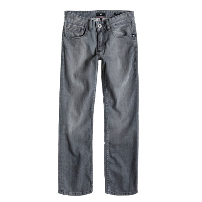 DC STRAIGHT UP BY LIGHT GREY KID LT GRY 26