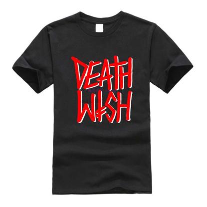 DEATHWISH DEATHSTACK OG S/S BLK/RED XL