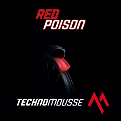 TUBELESS ZAŠČITA TM RED POISON 27.5