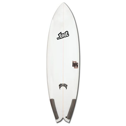 LOST SURFBOARDS BLACK SHEEP BB 5´10