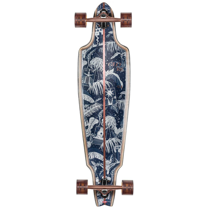 SKATE KOMPLET G PROWLER CLASSIC ROSEWD/COPPER 38