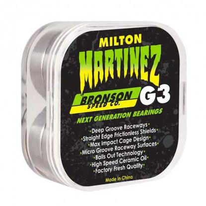 SKATE LEZAJ BRNS G3 MILTON MARTINEZ PRO