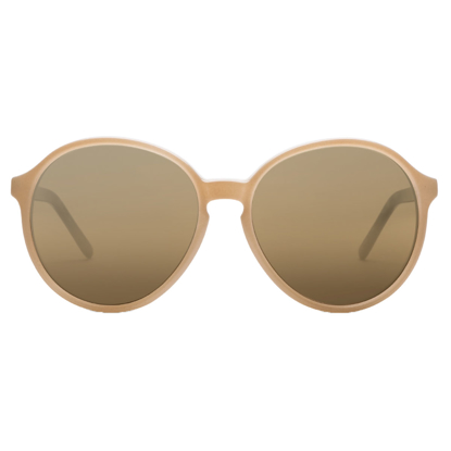 ELECTRIC RIOT NUDE TORT/MLN GRY GOLD CHR
