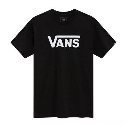 VANS CLASSIC S/S BLK/WHT S