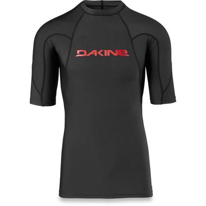 DAKINE HEAVY DUTY SNUG FIT S/S BLACK L