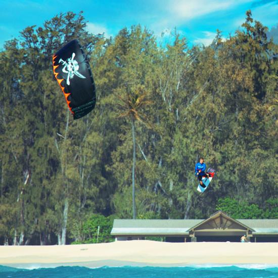 Slika za kategoriju Kitesurfing