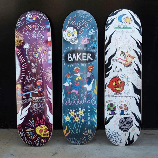Slika za kategorijo Skateboarding
