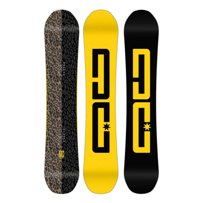 SNOWBOARD DC 21 W FOREVER MULTI 150