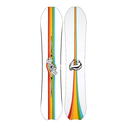 SNOWBOARD B 21 DEEP THINKER BB 57W
