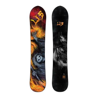 SNOWBOARD LIB 21 SKUNK APE 161