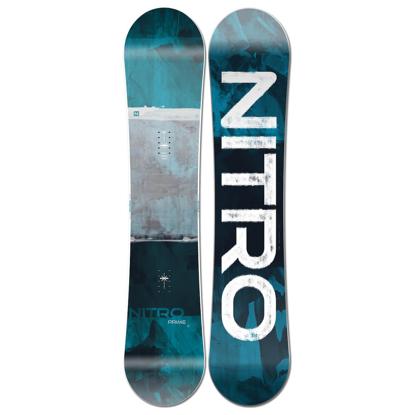 SNOWBOARD N 21 PRIME OVERLAY WIDE 165